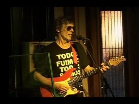 Luis Alberto Spinetta video Un retoño - Moliere, San Telmo 12/11/2009