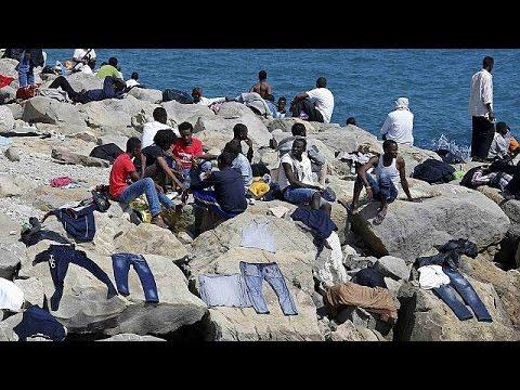 Ιταλία: Συνεχιζόμενο δράμα για 200 μετανάστες