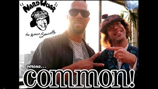 Nardwuar vs. Common - The Extended Version