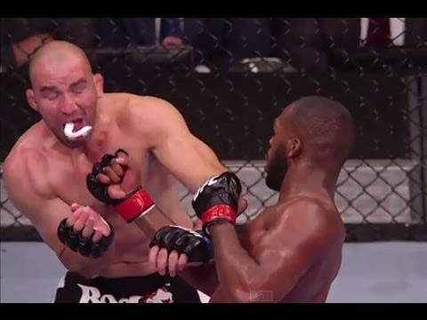 UFC 172: Fight Motion