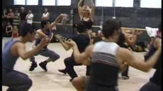 moulin rouge hindi rehearsal