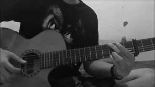 Tulus - Gajah (guitar cover)