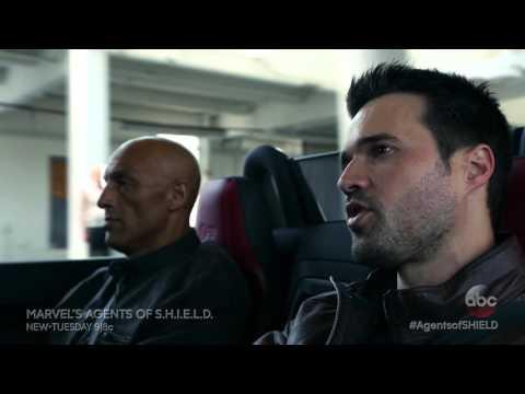 Marvel's Agents of S.H.I.E.L.D. 3.02 (Clip 'Ward Takes a Drive')