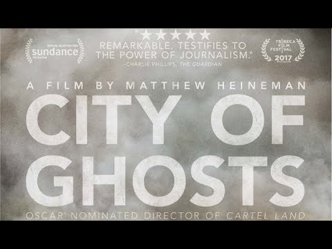 City Of Ghosts Soundtrack List