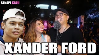Video ANO MASASABI MO KAY XANDER FORD? | THE INTERVIEW SENPAI KAZU MP3, 3GP, MP4, WEBM, AVI, FLV Desember 2018