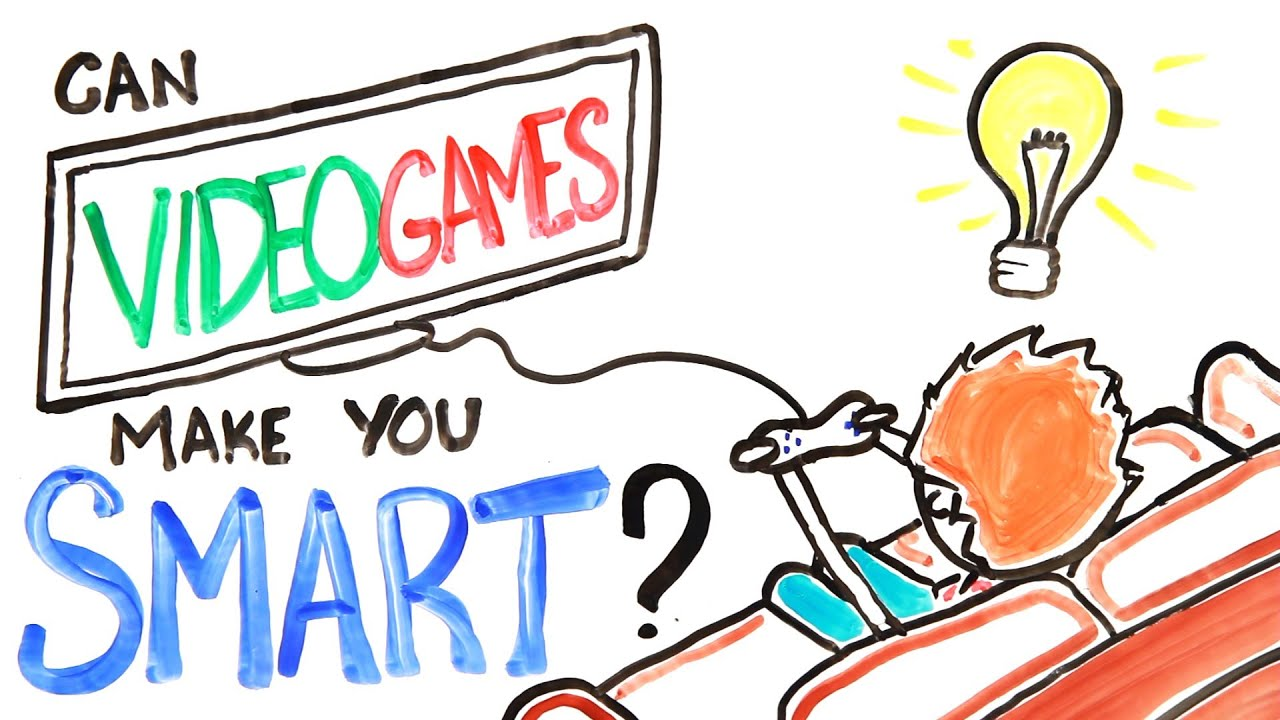 Video: Can video games make you smarter?