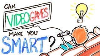 Video Can Video Games Make You Smarter? MP3, 3GP, MP4, WEBM, AVI, FLV Desember 2018