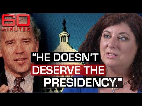 The Tara Reade interview: accusing Joe Biden of sexual assault | 60 Minutes Australia