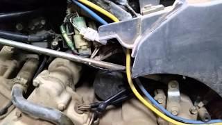 7. Yamaha Kodiak Grizzly speedo not working fix