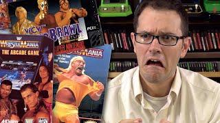 Video Wrestling Games - Angry Video Game Nerd (Episode 149) MP3, 3GP, MP4, WEBM, AVI, FLV Agustus 2018