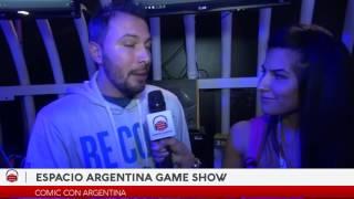 AGS en Argentina Comic Con