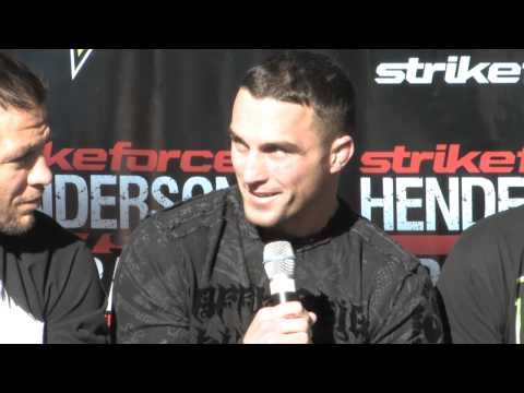 Paul Daley and Scott Smith Final Press Conference Video