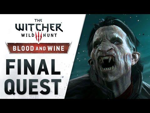 Zawiastun premierowy dodatku Wiedźmin 3: Krew i Wino