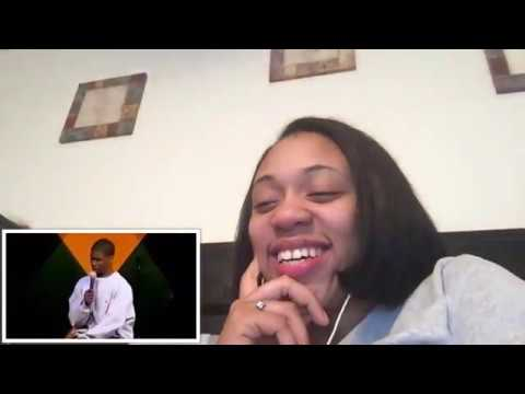 Kevin Hart at 19 years old super funny must watch!!!!! Reaction