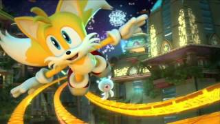 Sonic Colors - Reach for the Stars (HD)