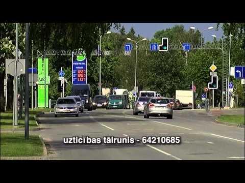 """Valmierā uzsāk akciju """"Droša pilsēta"""""""