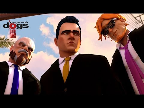RESERVOIR DOGS: BLOODY DAYS - Game Download (Reservoir Dogs: Bloody Days by Big Games 2017)