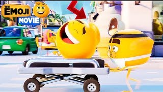 The Emoji Movie 'First 3 Minutes' Trailer (2017) Animated Movie HD