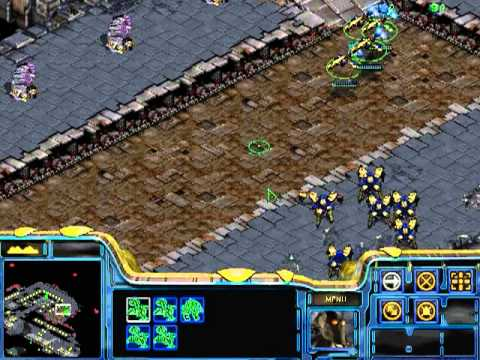 starcraft brood war pc maps