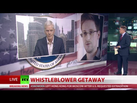 WikiLeaks on Snowden: Whereabouts secret, more leaks to come