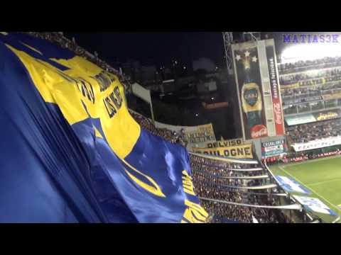 Boca campeon Ap11 / Telon - Desde el cielo te voy a alentar - La 12 - Boca Juniors - Argentina - América del Sur