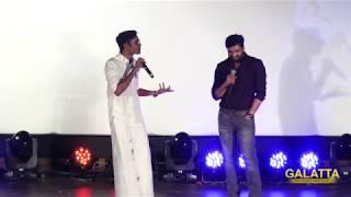 Video I'm Not as Handsome as STR | Dhanush Shows Humility MP3, 3GP, MP4, WEBM, AVI, FLV Desember 2017