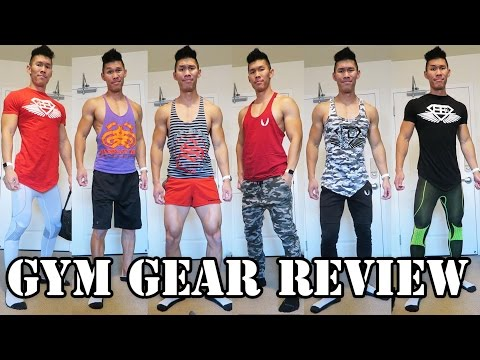 BEST GYM WORKOUT CLOTHES CLOSET TOUR & REVIEW - Life After College: Ep. 451