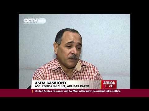 Egypt's government denies allegations of dissolving Muslim Brotherhood