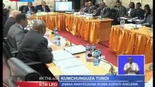 KTN Leo: Taarifa Kamili Na Mashirima Kapombe, 28th April 2016