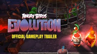 Angry Birds Evolution | Official Gameplay Trailer