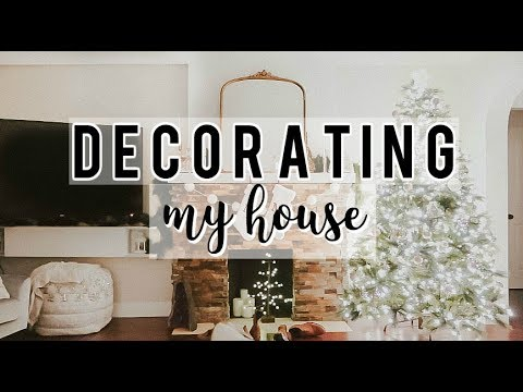 Decorating For Christmas & Huge Holiday Haul