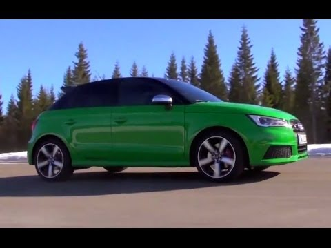 2015 Audi S1 Review – Fast Lane Daily