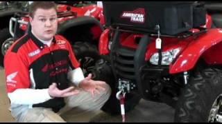 11. Accessorizing Honda 420 Rancher
