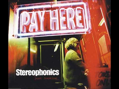 Tekst piosenki Stereophonics - Postmen Do Not Great Movie Heroes Make po polsku