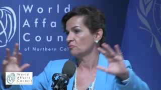 Christiana Figueres: Meeting Our Climate Challenge - A United Nations Perspective In Brief