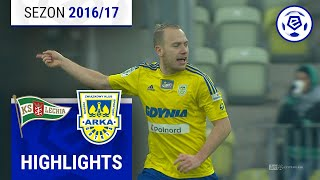 Video Lechia Gdańsk - Arka Gdynia 2:1 [skrót] sezon 2016/17 kolejka 29 MP3, 3GP, MP4, WEBM, AVI, FLV September 2018