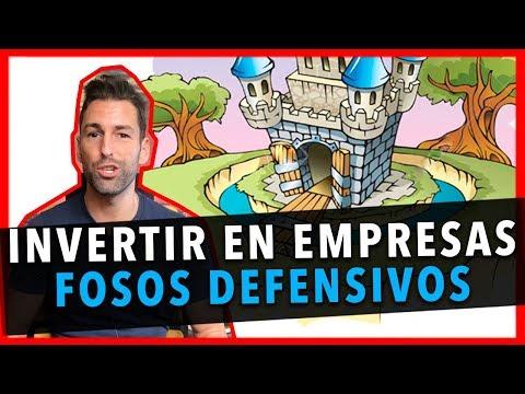 Fosos Defensivos: Elegir EMPRESAS para INVERTIR según sus VENTAJAS COMPETITIVAS