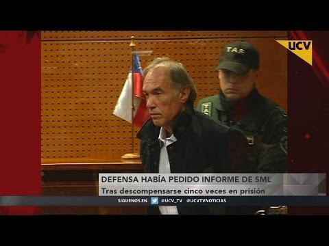 video Jaime Orpis dejó anexo Capitán Yáber y quedó con arresto domiciliario