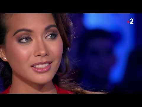 Vaimalama Chaves (Miss France 2019) - On n'est pas couché 19 janvier 2019 #ONPC