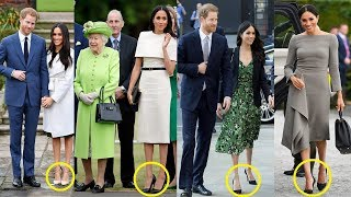 Video Meghan Markle Has A Secret H-ck When Wearing High Heels – And The Ritual Helps Her Endure Royal Life MP3, 3GP, MP4, WEBM, AVI, FLV Agustus 2019