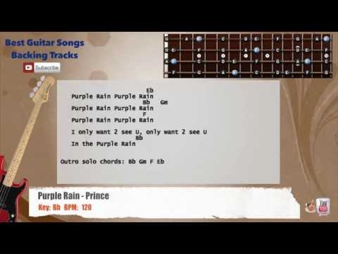 DATTING: Purple Rain Lyrics And Chords
