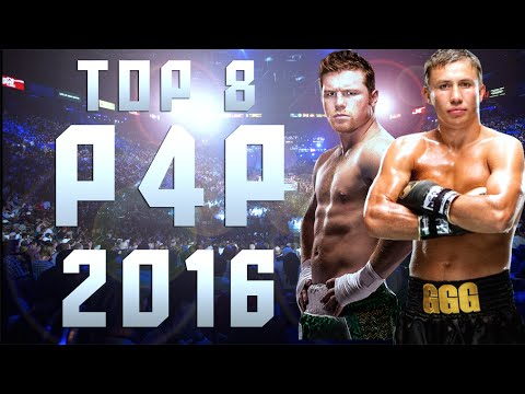 boxing - top 8 pound for pound fighters of 2016