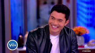 Video Henry Golding Discusses 'Crazy Rich Asians' Casting Controversy | The View MP3, 3GP, MP4, WEBM, AVI, FLV Agustus 2018