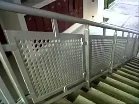 Barandales modernos para escaleras videos videos - Barandales modernos para escaleras ...
