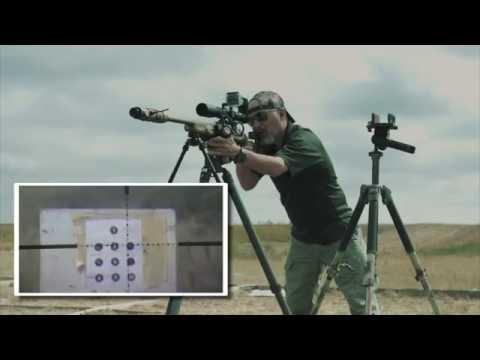 Sniper's Hide Through the Scope Video