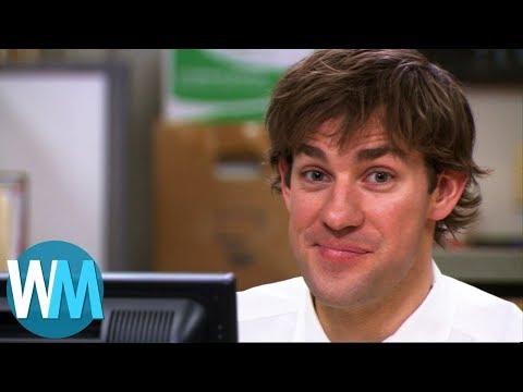 Top 10 The Office U.S. Running Gags (видео)