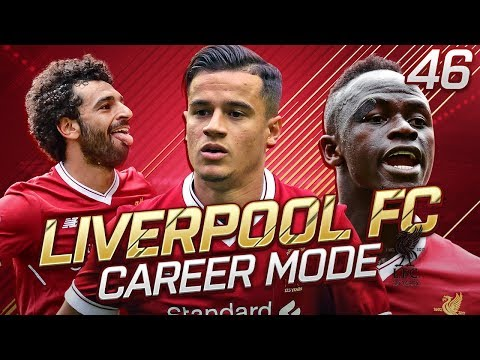 FIFA 18 Liverpool Career Mode #46 - COUTINHO ... WOW! TRANSFERS ARE BROKEN!