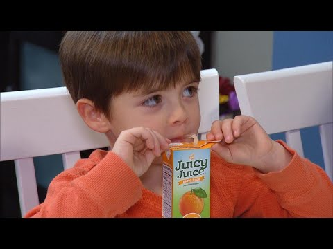 What The Heck Are Those Flaps For on The Side of Kids' Juice Boxes?