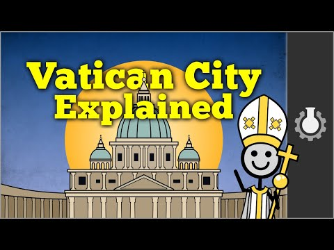 Jak je to s Vatikánem?