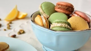 French Macaroons - Four Ways